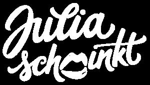 Julia schminkt! Logo